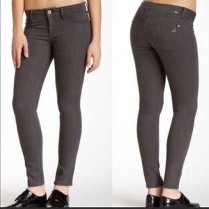 DL1961 dark grey Emma leggings